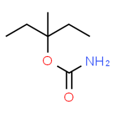 Emylcamate (anxiolytic and muscle relaxant)